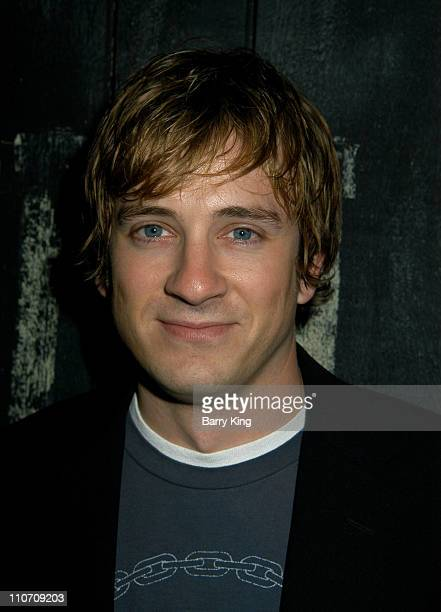 Tom Lenk during Los Angeles Premiere of A Series of Comedic Lectures by John Lehr at The Powerhouse Theater in Santa Monica California United States