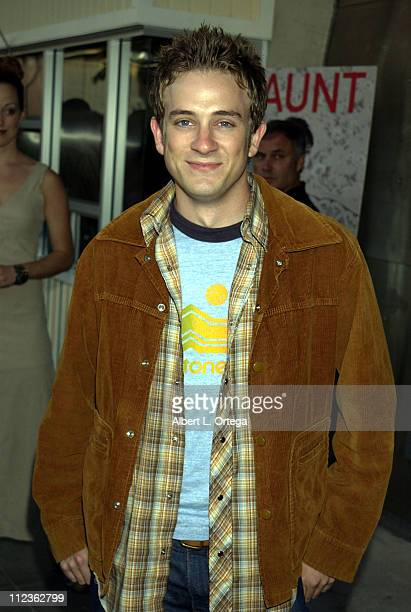 Tom Lenk during Opening of Airstream Diner in Beverly Hills at Airstream Diner in Beverly Hills California United States