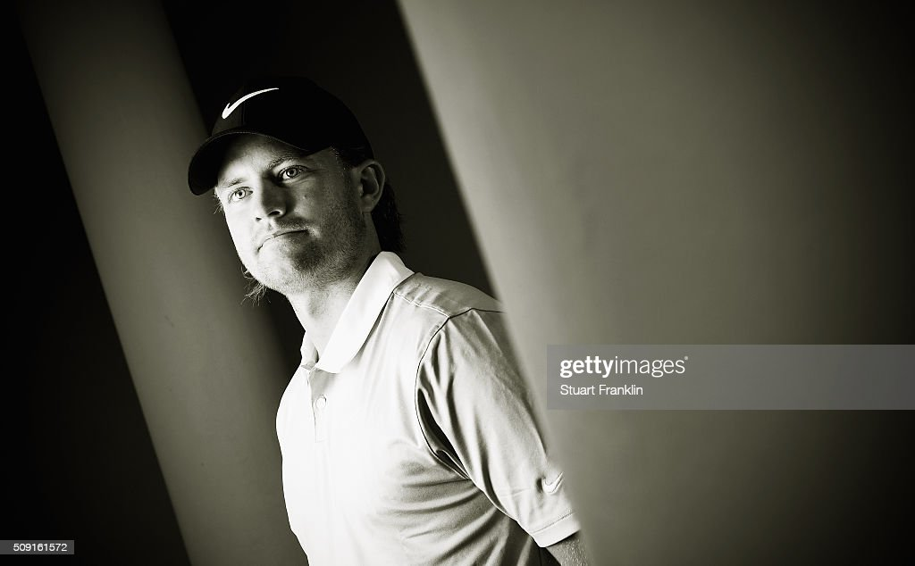 <a gi-track='captionPersonalityLinkClicked' href=/galleries/search?phrase=Tom+Lewis+-+Golfprofi&family=editorial&specificpeople=7911633 ng-click='$event.stopPropagation()'>Tom Lewis</a> of England poses for a picture prior to the start of the Tshwane Open at Pretoria Country Club on February 09, 2016 in Pretoria, South Africa.