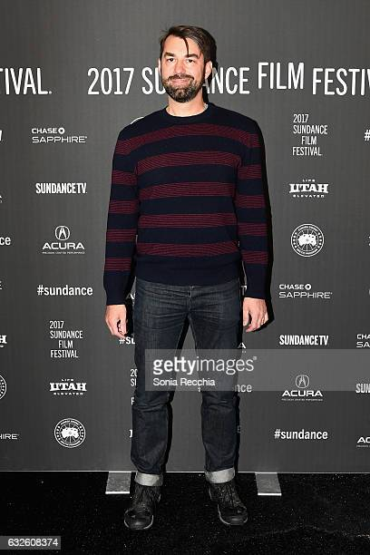 Tom Maroney attends the 'NOBODY SPEAK Trials Of A Free Press' Premiere at Library Center Theater on January 24 2017 in Park City Utah