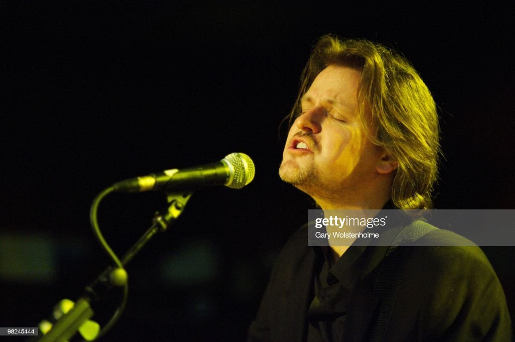 Tom McRae Performs At The Leadmill In Sheffield