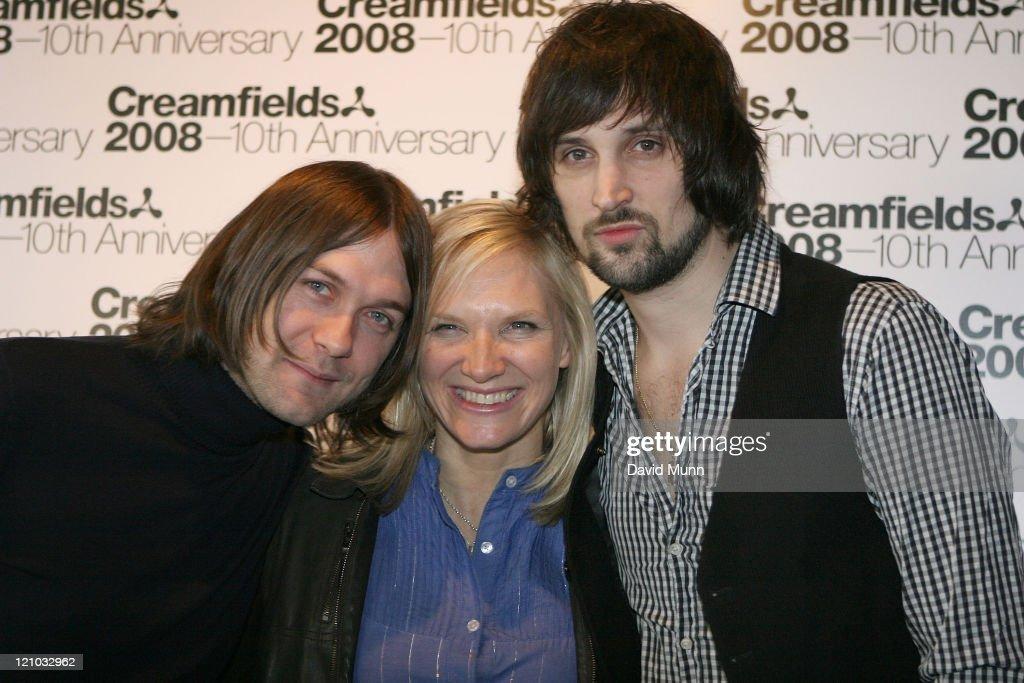 Creamfields 2008 - Launch