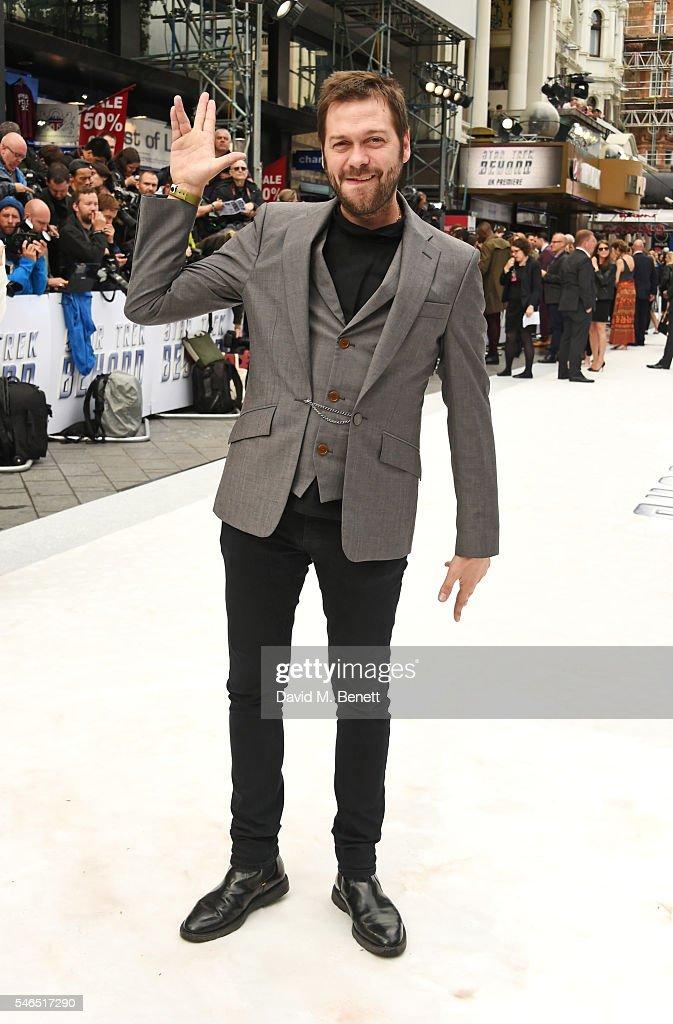 """Star Trek Beyond"" - UK Premiere - VIP Arrivals"