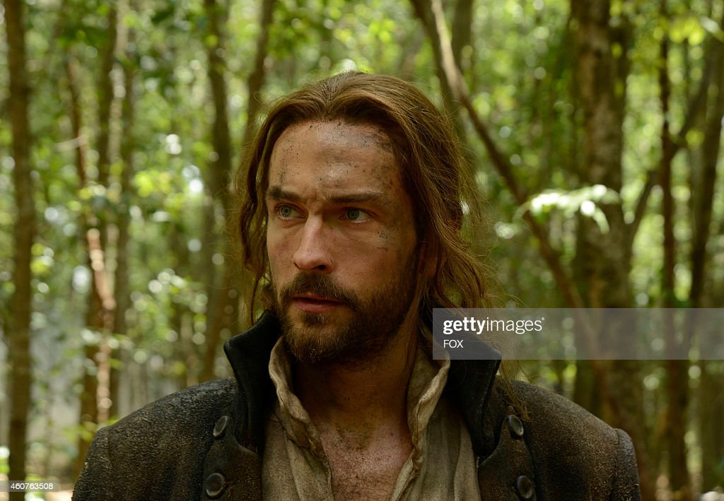 Tom Mison in the 'Hellfire' second season premiere episode of SLEEPY HOLLOW airing Monday, Sept. 22, 2014 (9:00-10:00 PM ET/PT) on FOX.