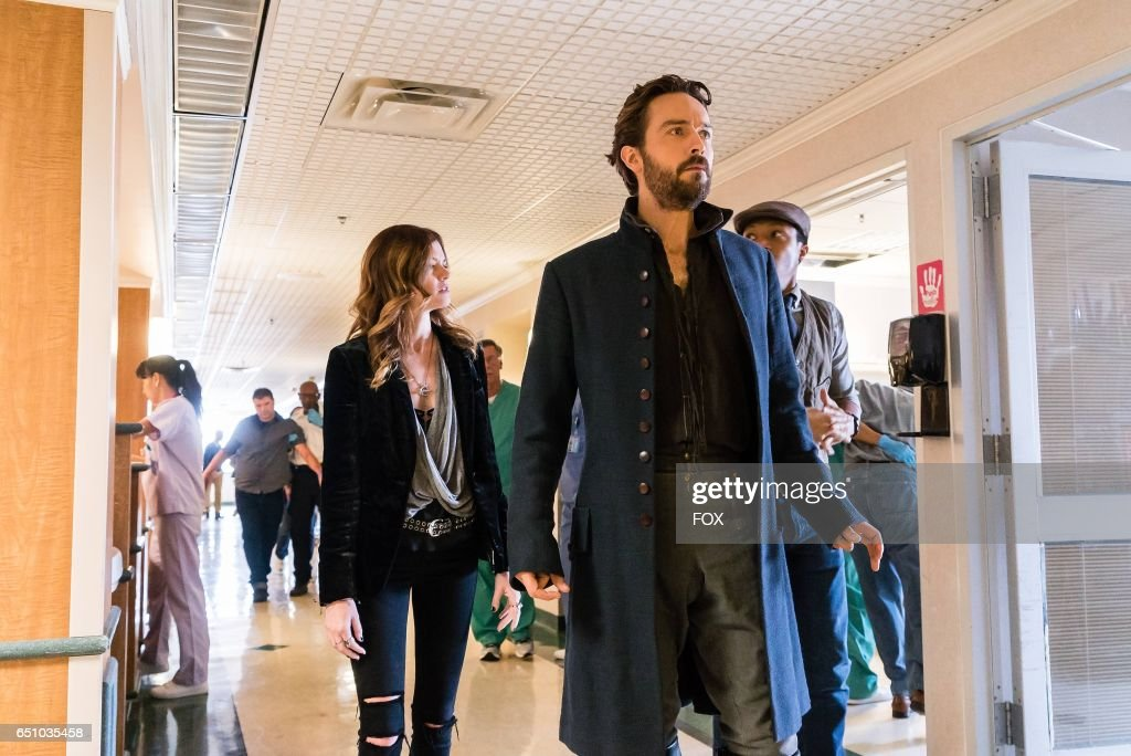 Tom Mison, Jerry MacKinnon and Rachel Melvin in theSick Burn episode of SLEEPY HOLLOW airing Friday, Feb. 24 (9:00-10:00 PM ET/PT) on FOX.
