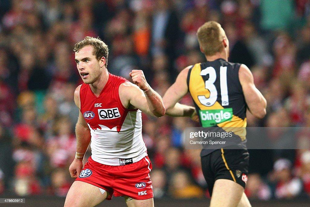 AFL Rd 13 - Sydney v Richmond