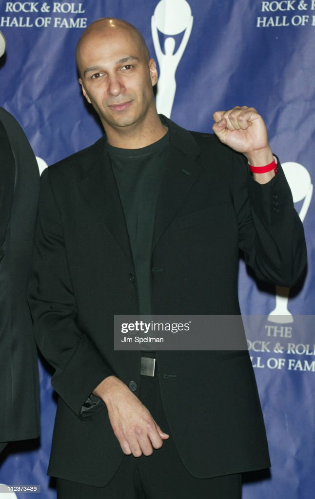 The 18th Annual Rock and Roll Hall of Fame Induction Ceremony - Press Room