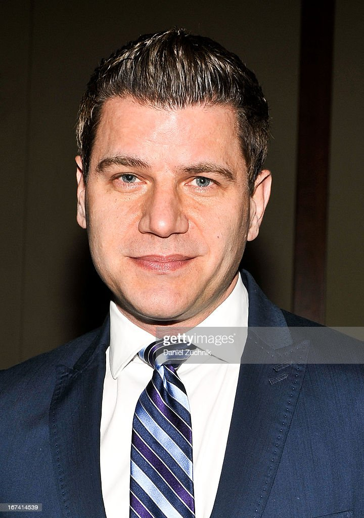 Tom Murro attends the 2013 Stars Of Stony Brook Gala at Pier 60 on April 24, 2013 in New York City.