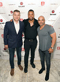 Cuba Gooding Jr. and Anna Rothschild Host Marble Downtown