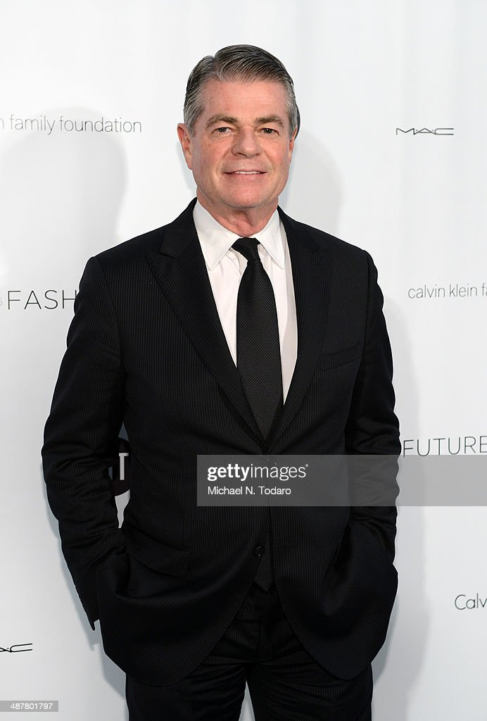 Tom Murry attends the 2014 Future Of Fashion Runway Show at The Fashion Institute of Technology on May 1, 2014 in New York City.