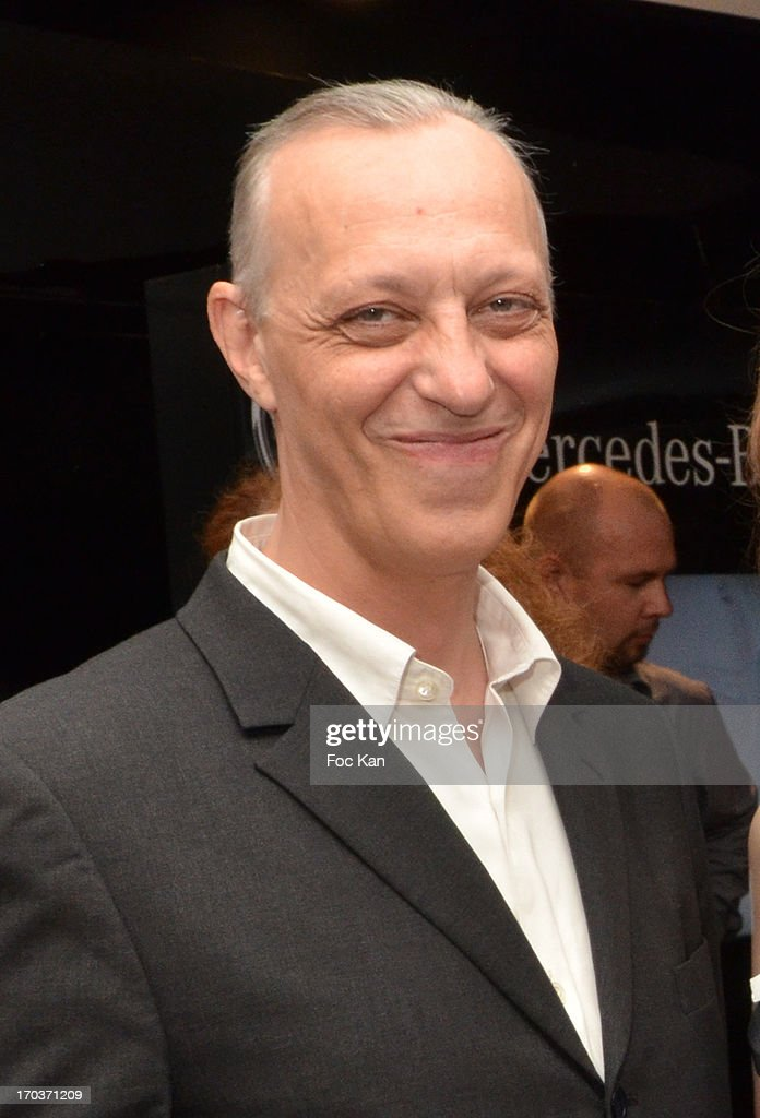 Tom Novembre attends the 'Feerique Gallery' Zelia Van Den Bulke Exhibition At Espace Mercedes Champs Elysees on June 11, 2013 in Paris, France.