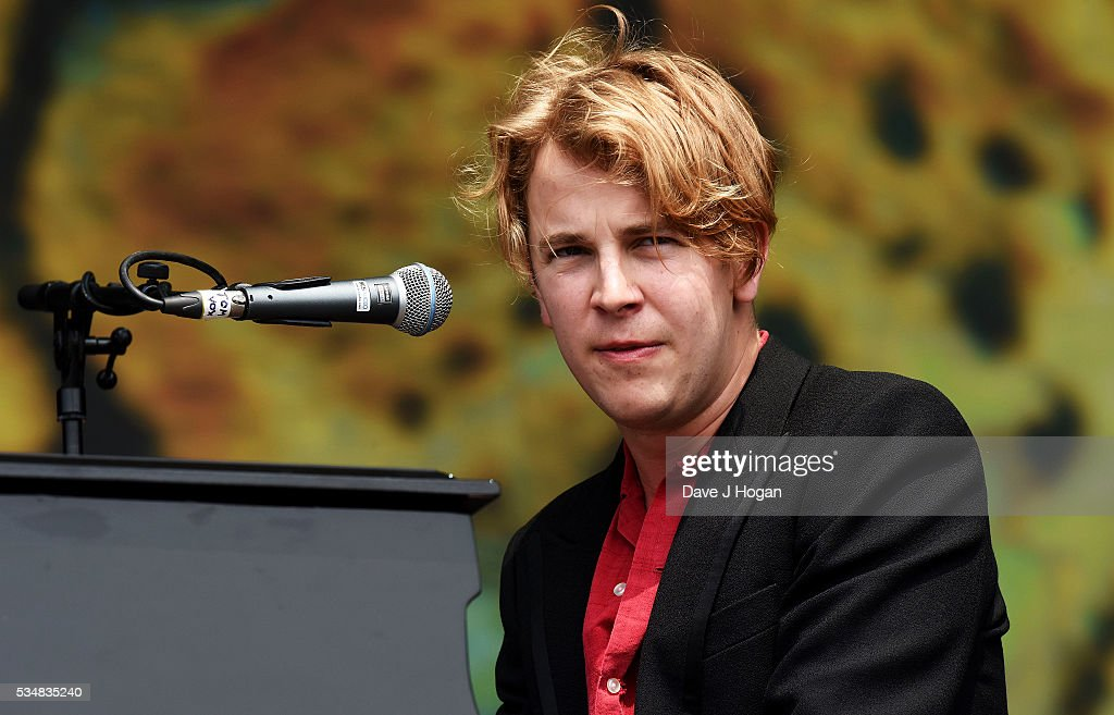 <a gi-track='captionPersonalityLinkClicked' href=/galleries/search?phrase=Tom+Odell&family=editorial&specificpeople=9163633 ng-click='$event.stopPropagation()'>Tom Odell</a> performs during day 1 of BBC Radio 1's Big Weekend at Powderham Castle on May 28, 2016 in Exeter, England.