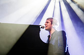 Tom Odell Performs in Concert in Barcelona