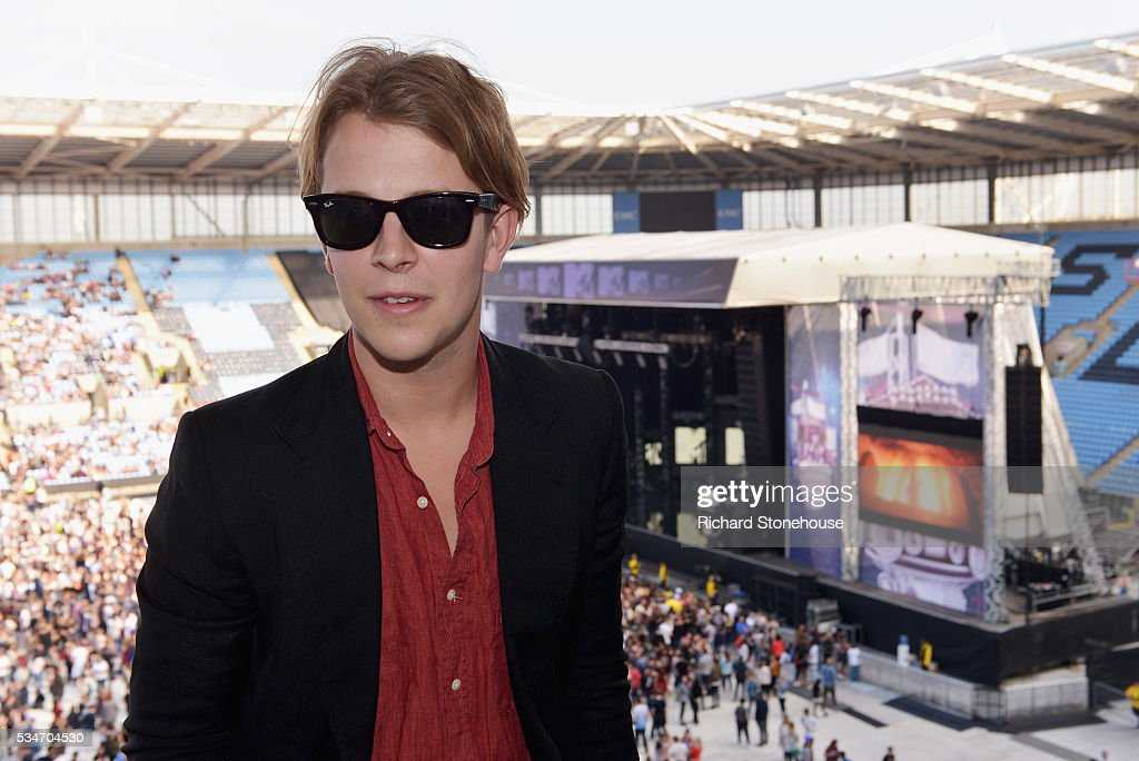 <a gi-track='captionPersonalityLinkClicked' href=/galleries/search?phrase=Tom+Odell&family=editorial&specificpeople=9163633 ng-click='$event.stopPropagation()'>Tom Odell</a> poses in the press room during 'MTV Crashes Coventry' at Ricoh Arena on May 27, 2016 in Coventry, England.