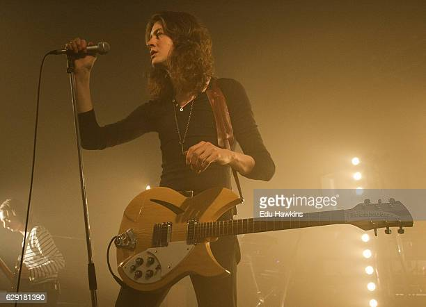 Tom Ogden of Blossoms performs live on stage at O2 Academy Oxford on December 11 2016 in Oxford England