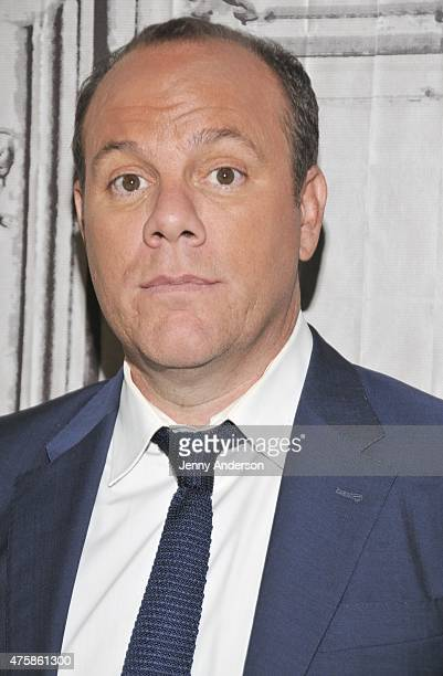 Tom Papa attends AOL Build Speaker Series at AOL Studios In New York on June 4 2015 in New York City