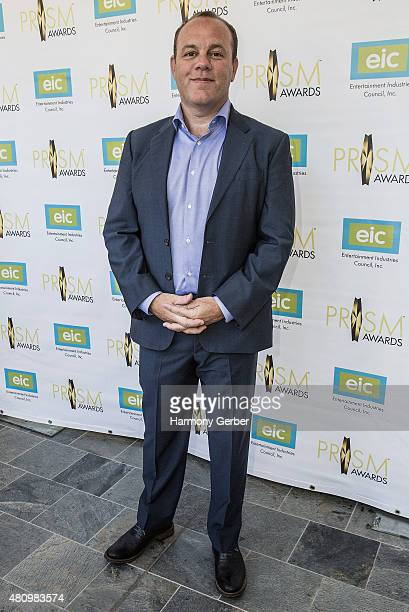 Tom Papa attends the 19th Annual Prism Awards Ceremony at Skirball Cultural Center on July 16 2015 in Los Angeles California