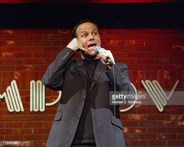 Tom Papa during College Humorcom Presents Comedy Juice at The Hollywood Improv in Hollywood California United States