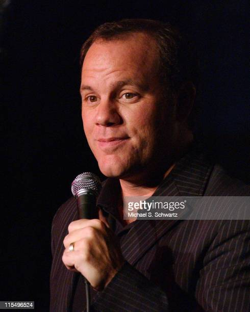 Tom Papa during The Ice House Comedy Club Celebrates Its 46th Anniversary at The Ice House in Pasadena California United States