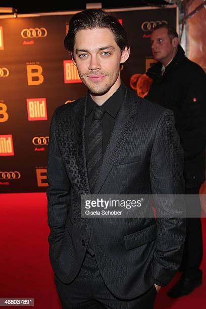 Tom Payne attends the Bild 'Place to B' Party during the 64th Berlinale International Film Festival on February 8 2014 in Berlin Germany