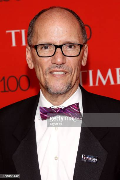 Tom Perez attends the 2017 Time 100 Gala at Jazz at Lincoln Center on April 25 2017 in New York City