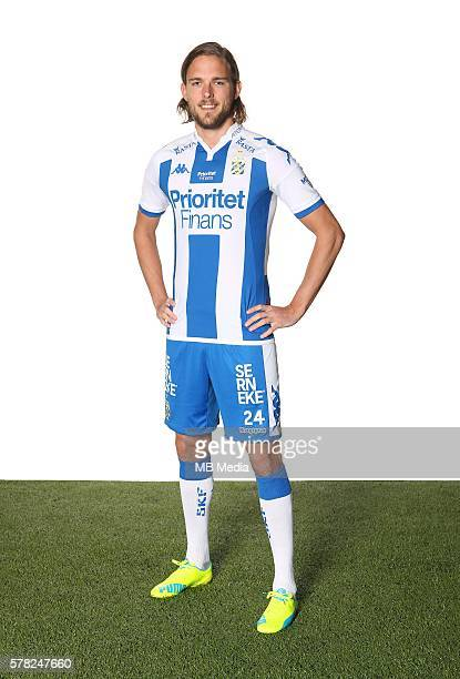 Tom Pettersson Helfigur @Leverans Allsvenskan 2016 Fotboll
