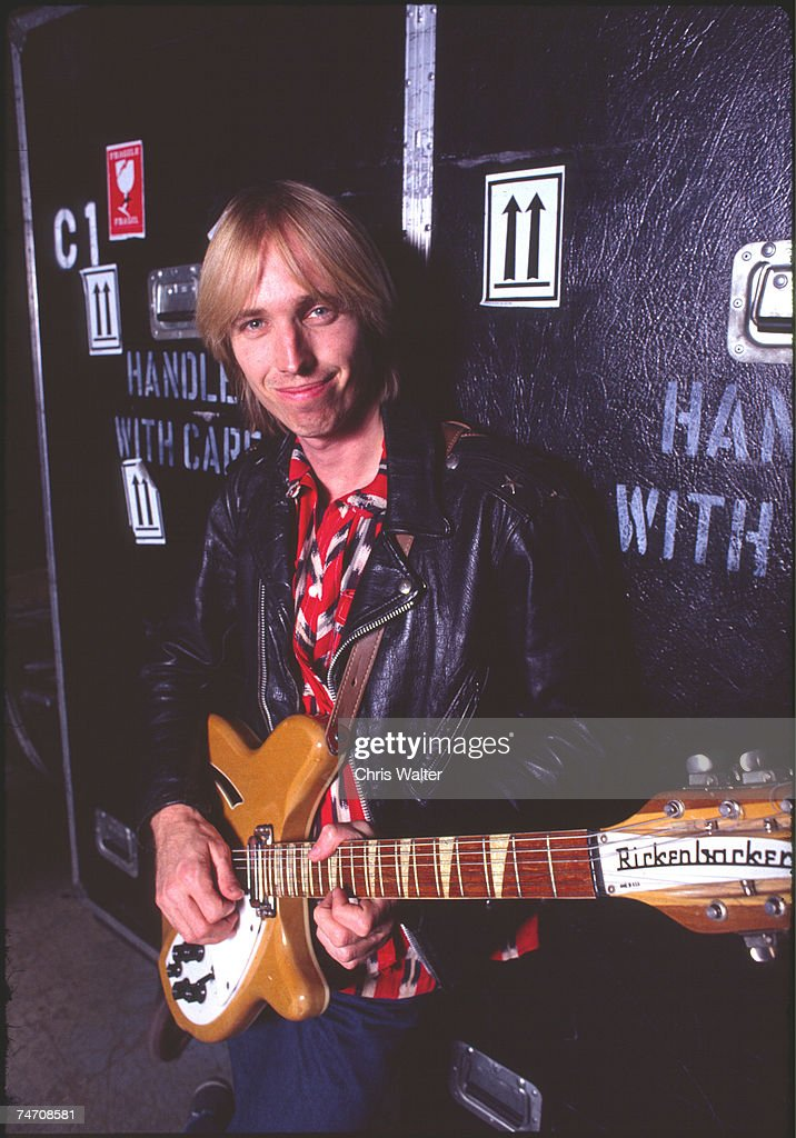 Tom Petty File Photos