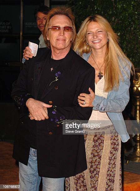 Tom Petty and guest during The Concert for Bangladesh Revisted with George Harrison and Friends Documentary Gala Arrivals in Burbank California...