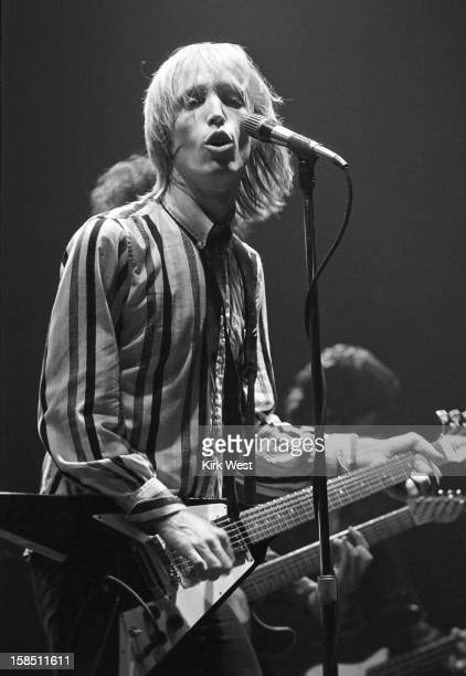 Tom Petty and the Heartbreakers perform at the Riviera Theatre Chicago Illinois September 28 1978