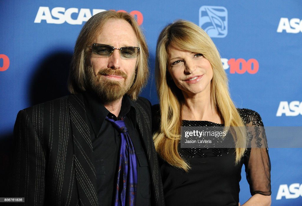 Tom Petty and wife Dana York attend the 31st annual ASCAP Pop Music Awards at The Ray Dolby Ballroom at Hollywood & Highland Center on April 23, 2014 in Hollywood, California.
