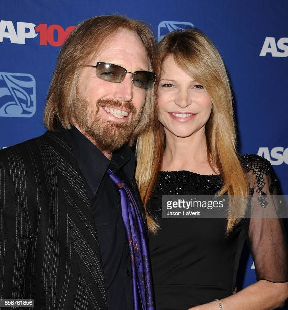 Tom Petty and wife Dana York attend the 31st annual ASCAP Pop Music Awards at The Ray Dolby Ballroom at Hollywood Highland Center on April 23 2014 in...