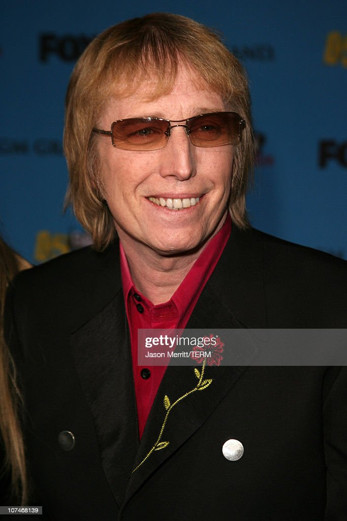 Tom Petty during 2005 Billboard Music Awards - Arrivals at MGM Grand in Las Vegas, Nevada, United States.