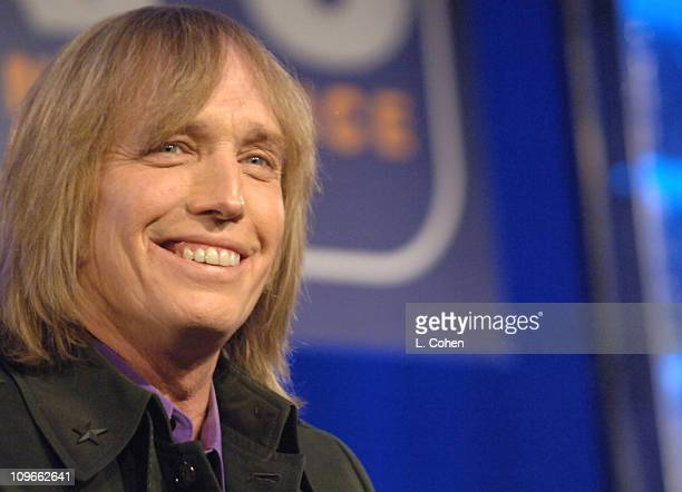 Tom Petty during ASCAP EXPO April 2022 2006 in Hollywood CA United States