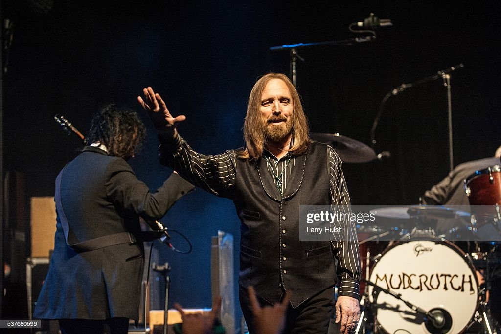 Tom Petty is performing with 'Mudcrutch' at the Ogden Theater in ...