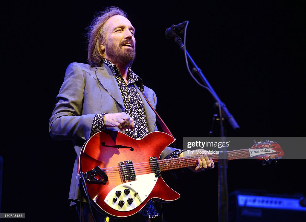 Tom Petty of Tom & Petty and the Heartbreakers performs as part of Day 4 of the Bonnaroo Music And Arts Festival on June 16, 2013 in Manchester, Tennessee.