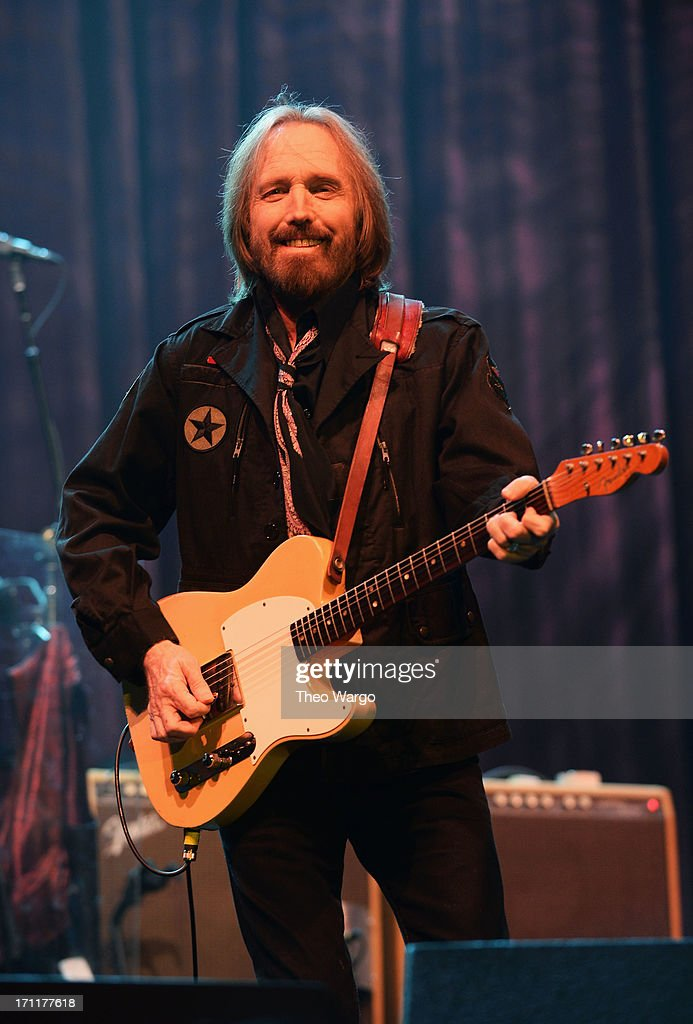 Tom Petty of Tom Petty and the Heartbreakers performs onstage at the Firefly Music Festival at The Woodlands of Dover International Speedway on June 22, 2013 in Dover, Delaware.
