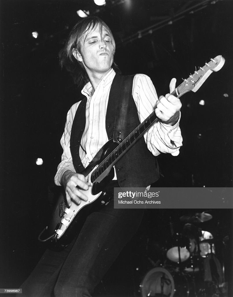 Tom Petty performs at Golden Hall on January 18, 1980 in San Diego, California.