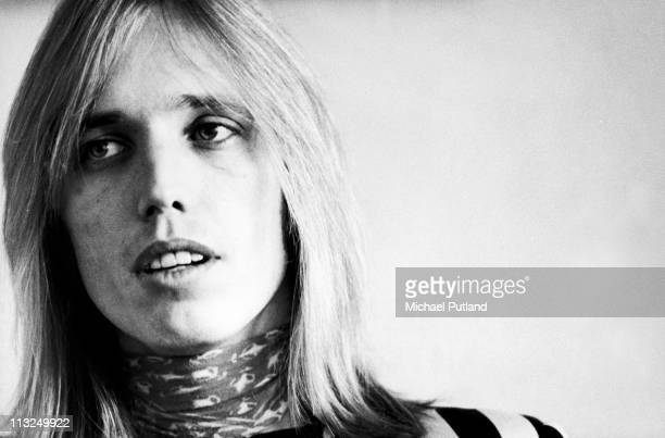 Tom Petty portrait New York 1977