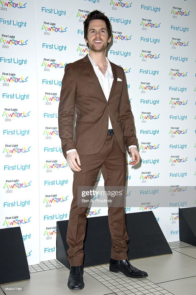 Tom Riley attends the First Light Awards at Odeon Leicester Square on March 19, 2013 in London, England.