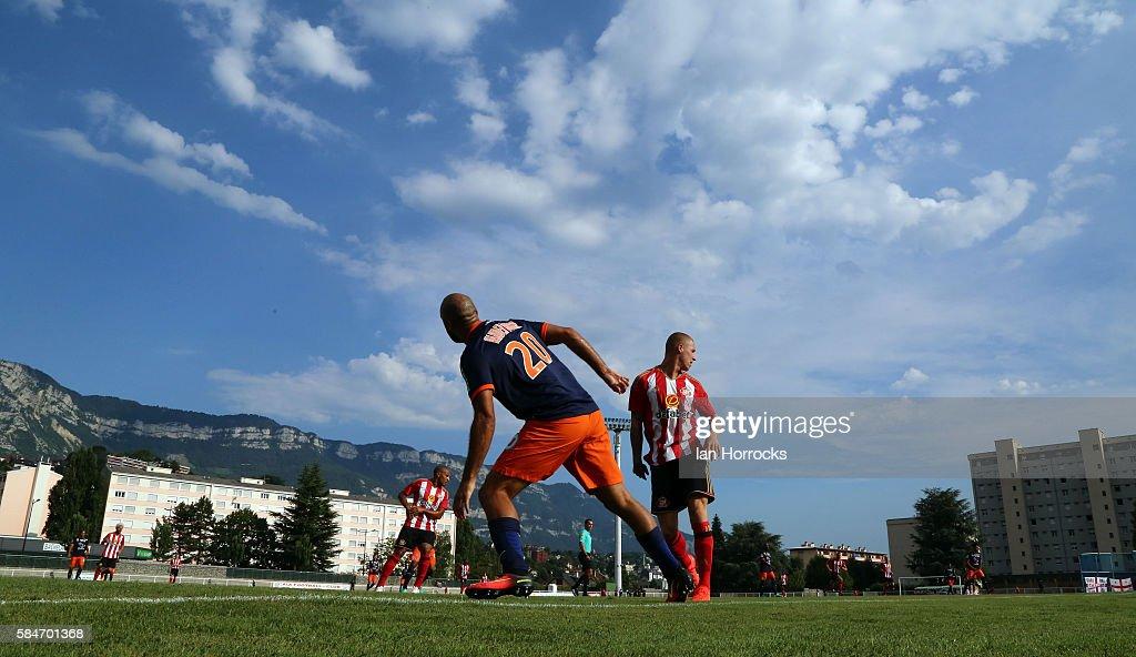 Montpellier HSC v Sunderland: Pre-Season Friendly