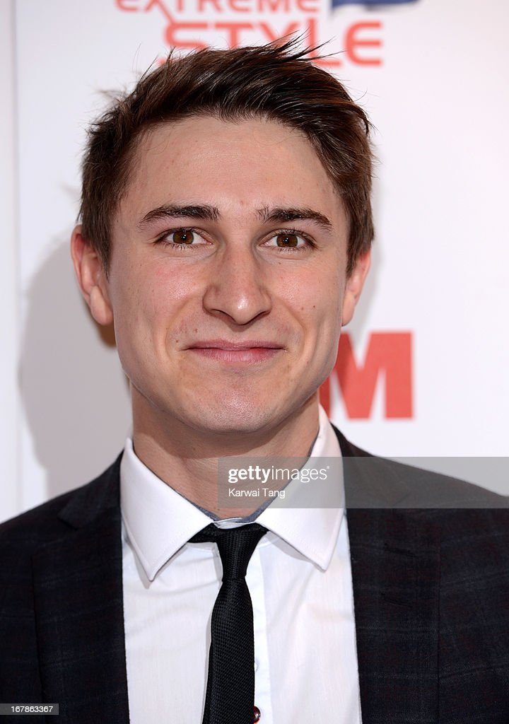 Tom Rosenthal arrives for the FHM 100 Sexiest Women in the World 2013 Launch Party held at the Sanderson Hotel on May 1, 2013 in London, England.