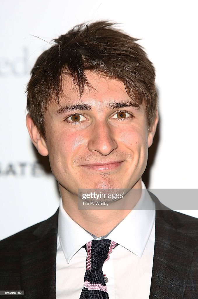 Tom Rosethal attends Special screening of 'The Big Wedding' at May Fair Hotel on May 23, 2013 in London, England.