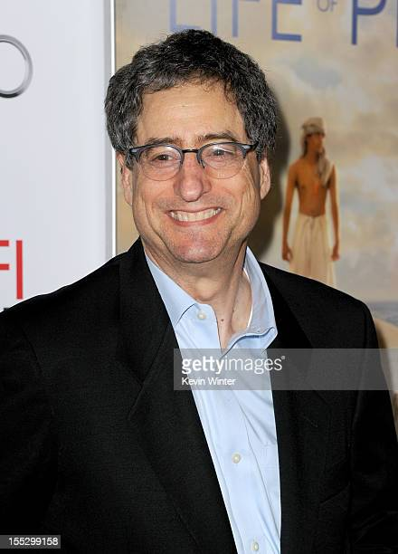 Tom Rothman arrives at the 'Life Of Pi' premiere during 2012 AFI Fest 2012 presented by Audi at Grauman's Chinese Theatre on November 2 2012 in...