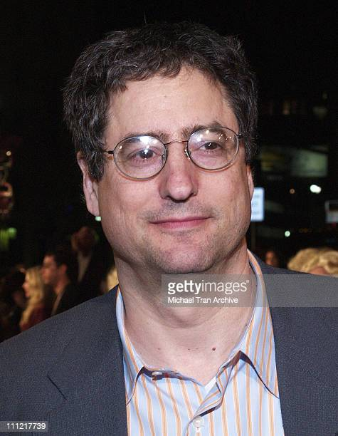 Tom Rothman chairman of 20th Century Fox during 'Big Momma's House 2' Los Angeles Premiere Arrivals at Mann's Grauman Chinese Theatre in Hollywood...