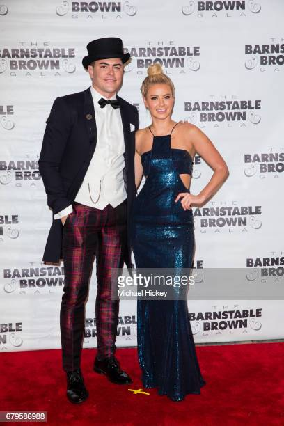 Tom Sandoval and Ariana Madix appears at The Barnstable Brown Gala on May 5 2017 in Louisville Kentucky
