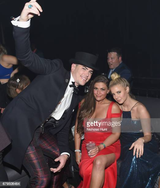 Tom Sandoval and Ariana Madix attend the 7th Annual Fillies Stallions Kentucky Derby Party hosted by Black Rock Thoroughbreds and sponsored by Patron...