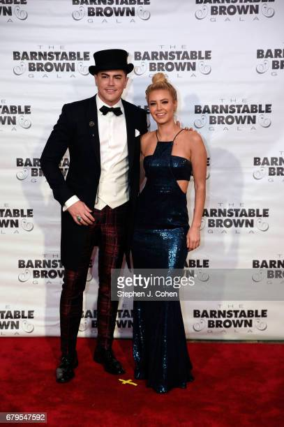 Tom Sandoval and Ariana Madix attends the 29th Barnstable Brown Kentucky Derby Eve Gala on May 5 2017 in Louisville Kentucky