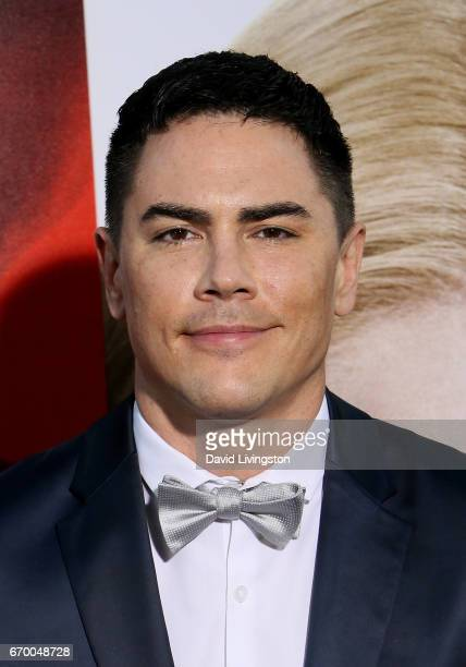 Tom Sandoval attends the premiere of Warner Bros Pictures' 'Unforgettable' at TCL Chinese Theatre on April 18 2017 in Hollywood California