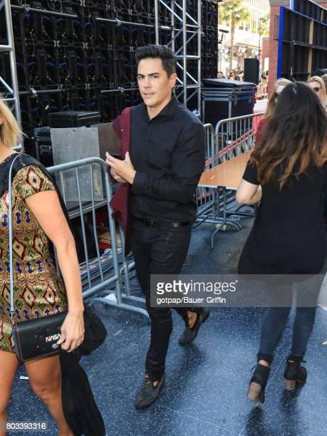Tom Sandoval is seen on June 28 2017 in Los Angeles California