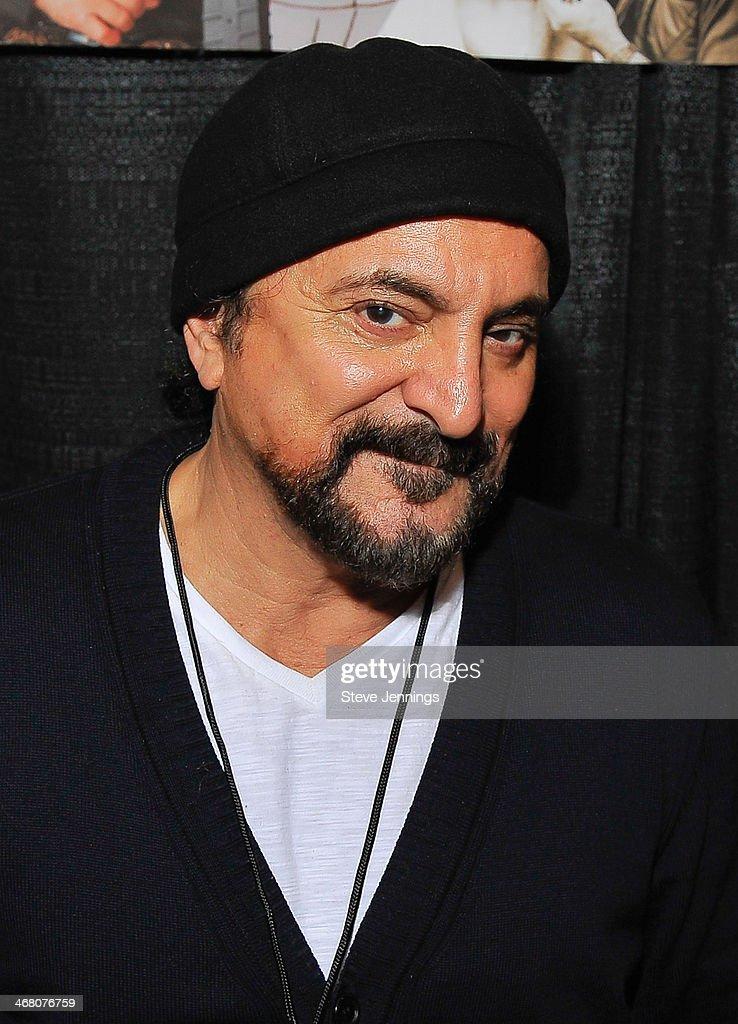 Tom Savini attends Kirk Von Hammett's Fear FestEvil at Grand Regency Ballroom on February 8, 2014 in San Francisco, California.
